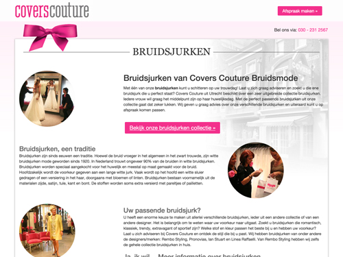 Covers Couture M M Webmedia